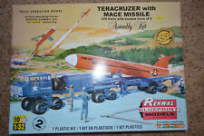 Renwall Terracruzer with Mace Missile