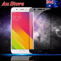 2Pieces For Oppo F1S R9s R9 R11 Plus A57 9H Full Tempered Glass Screen Case