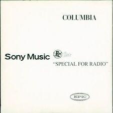 Special For Radio Sony - Paola & Chiara/Alexia/Robi Drac Orosa Promo Cd Perfetto