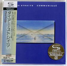 DIRE STRAITS - Communique - SHM CD JAPAN Mini LP OOP