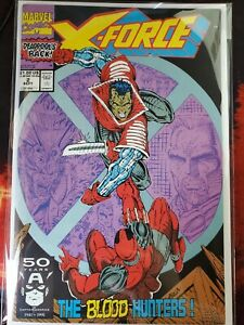 X-Force #2 2nd Appearance of Deadpool NM 1991