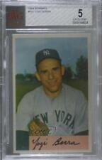 1954 Bowman Yogi Berra #161 BVG 5 HOF