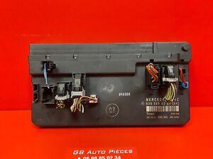 MERCEDES VITO W639 MODULE CONFORT TEMIC REF 6395450201