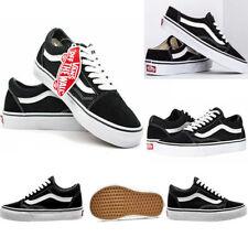 Classic Men Women Sneakers Trainers Low Top Canvas VAN Old Skool Skate Shoes