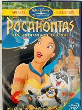 Pocahontas Disney DVD Special Collection Walt Disney Meisterwerke + Extras