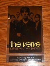 The Verve Urban Hymns Sticker Decal Rectangle Promo 6.5x4 (mirrored)