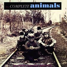 THE ANIMALS Complete Animals 3 x 180gm Vinyl LP Remastered Gatefold NEW & SEALED