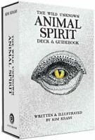 The Wild Unknown Animal Spirit Deck and Guidebook (Official Kee... 9780062742865