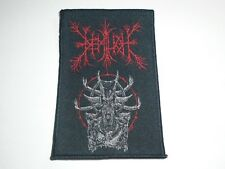 DEMILICH DEATH METAL WOVEN PATCH