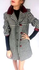 Moschino cheap chic  jacket  coat 1990 velvet collar  vintage beautyfull rare!