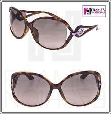 7024600ffe CHRISTIAN DIOR VOLUTE 2F Havana Pink Gradient Wrap Sunglasses VOLUTE2FS  Women