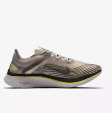 NIKELAB Zoom Fly SP Size 8.5 Mens New Running Shoe- Sepia Stone AA3172-201