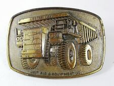 Lectra Haul Unit Rig & Equipment Co Belt Buckle Unbranded 5416