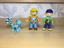 Bob The Builder Figure Bundle - Toys / Cake Toppers