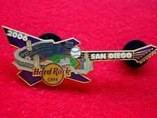 HRC Hard Rock Cafe San Diego Purple Explorer Guitar Petco Stadium LE500