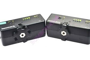Quantum Turbo Compact Batteries  X2 - AS IS-NEEDS NEW CELLS.
