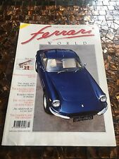 Ferrari World Magazine, rare, number 11 uk