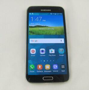 Samsung SM-G900P Galaxy S5 Sprint Prepaid Smartphone  GOOD