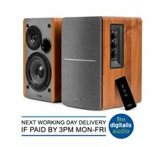 Edifier R1280T Active 2.0 Bookshelf Studio Speakers System for TV/MAC/PC/Laptop