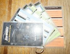 Chrysler StarMOBILE Diagnostic Scanner QUICK REFERENCE GUIDE Manual Book