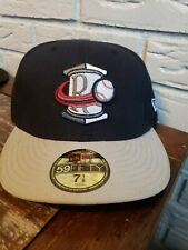 New Atlanta Braves Hat Minor League Affiliate Rome New Era Fitted Cap 7 1/8