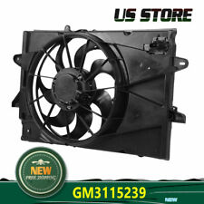 For 2013-2017 Chevrolet Equinox Radiator Fan Assembly 42187DB 2014 2015 2016