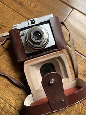 Vintage Ilford Sporti - Camera With Case