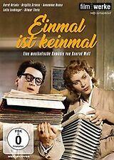 Einmal ist keinmal - HD Remastered von Wolf, Konrad | DVD | Zustand sehr gut