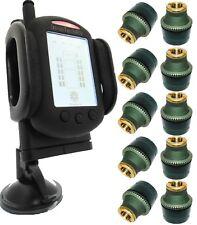 10 Wheel Rv Truck Tpms Tire Pressure Monitoring System Lifetime Warranty *