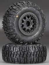"Pro-Line 1159-13 Mounted Trencher SC Tires/Wheels 2.2""/3.0"" (2) Slash 4X4 Blitz"