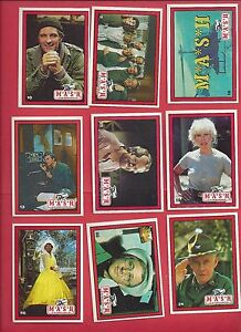 1982 Donruss Mash You pick 4 cards for $2.00