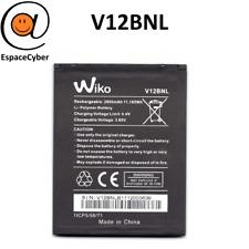 Batterie WIKO V12BNL View Harry 2 Tommy 3 Plus 2900 mAh 3.85V