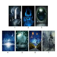1.5x0.9m Halloween Screen Photo Background Backdrops for Studio Video Prop Cloth