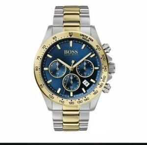 Hugo Boss Mens Hero sports 1513767 Watch new with warranty