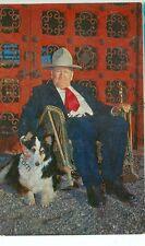 CALIFORNIA, DEATH VALLEY SCOTTY'S CASTLE & DOG WINDY  VINTAGE (CA-D)