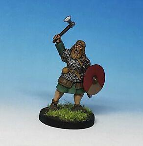 Gripping Beast Painted Saxon Hero Saga Swordpoint 28mm