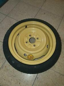 Ersatzrad Ersatzreifen mit Felge Notrad Reserverad Toyota Yaris P1 SOL 1.0 VVT-i