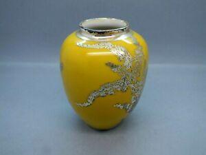 Superb Rosenthal Silver Overlay Miniature Vase by Veyhl Circa 1930