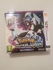 Pokemon Ultra Luna Edicion Especial  Nintendo 3DS pal España NUEVO NEW 2DS/2DSxl