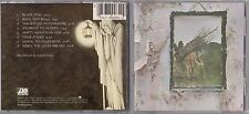 Led Zeppelin - Led Zeppelin IV  ZOSO (CD) 1990  ATLANTIC 19129-2