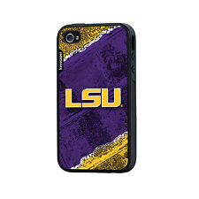 "LSU Tigers IPHONE 4/4S ""Upgrade"" Rugged Cell Phone Case - Two piece"