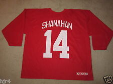 Brendan Shanahan #14 Detroit Red Wings CCM Hockey NHL Jersey XL