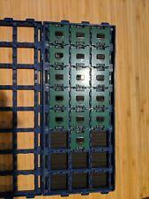 NEW Lot of (16) Intel Pentium SL7SM 2.0/2M/533 Mobile CPU Processors