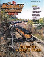 Milwaukee Railroader: 4th Qtr. 2016 issue, MILWAUKEE RAILROAD Historical (NEW)
