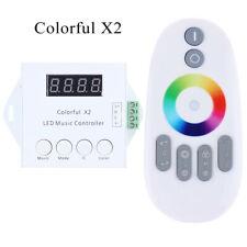 WS2811/WS2812B LED Digital Music Remote Controller-2 ,Control 600 Pixels,DC5-12V