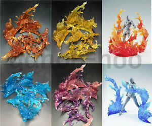 EFFECT BURNING FLAME FIRE for Action Figure Gundam Kamen Rider
