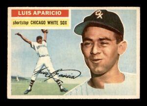 1956 Topps Set Break #292 Luis Aparicio EX *OBGcards*