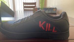 Kill Bill Crew Gift from Quentin Tarantino Shoes Royal Elastics Size 10.5