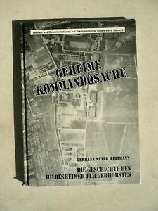 Geschichte Hildesheimer Fliegerhorst