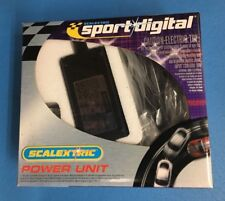 Hornby Scalextric Sport Digital Power Unit C7004T New